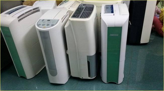 Review các mã máy hút ẩm
