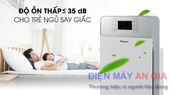 chon-may-loc-khong-khi-co-do-on-thap-cho-tre